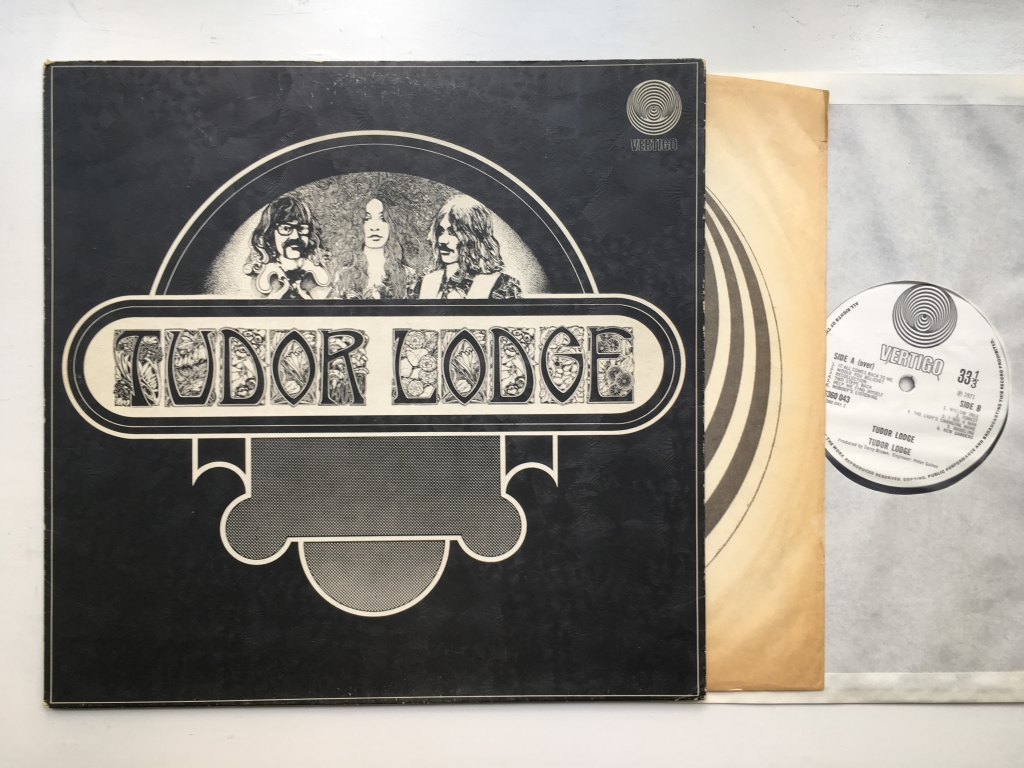 Tudor Lodge - Tudor Lodge (UK 1971 Vertigo 6360 043)
