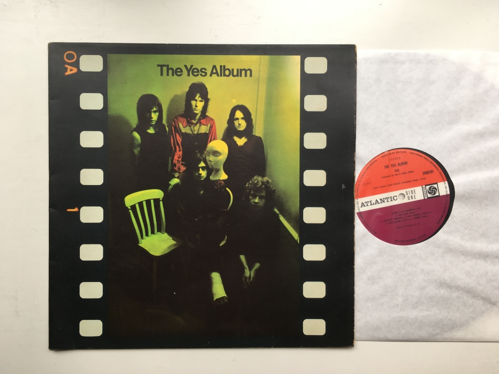 For sale: Yes - The Yes Album UK 1971 Atlantic | Prog