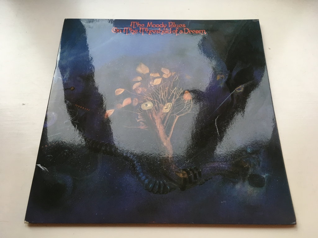 For sale: The Moody Blues - On The Threshold Of A Dream  UK 1969 Deram | Psych, Prog