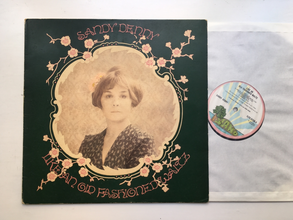 For sale: Sandy Denny - Like An Old Fashioned Waltz UK 1973 Island Records | Folk Rock