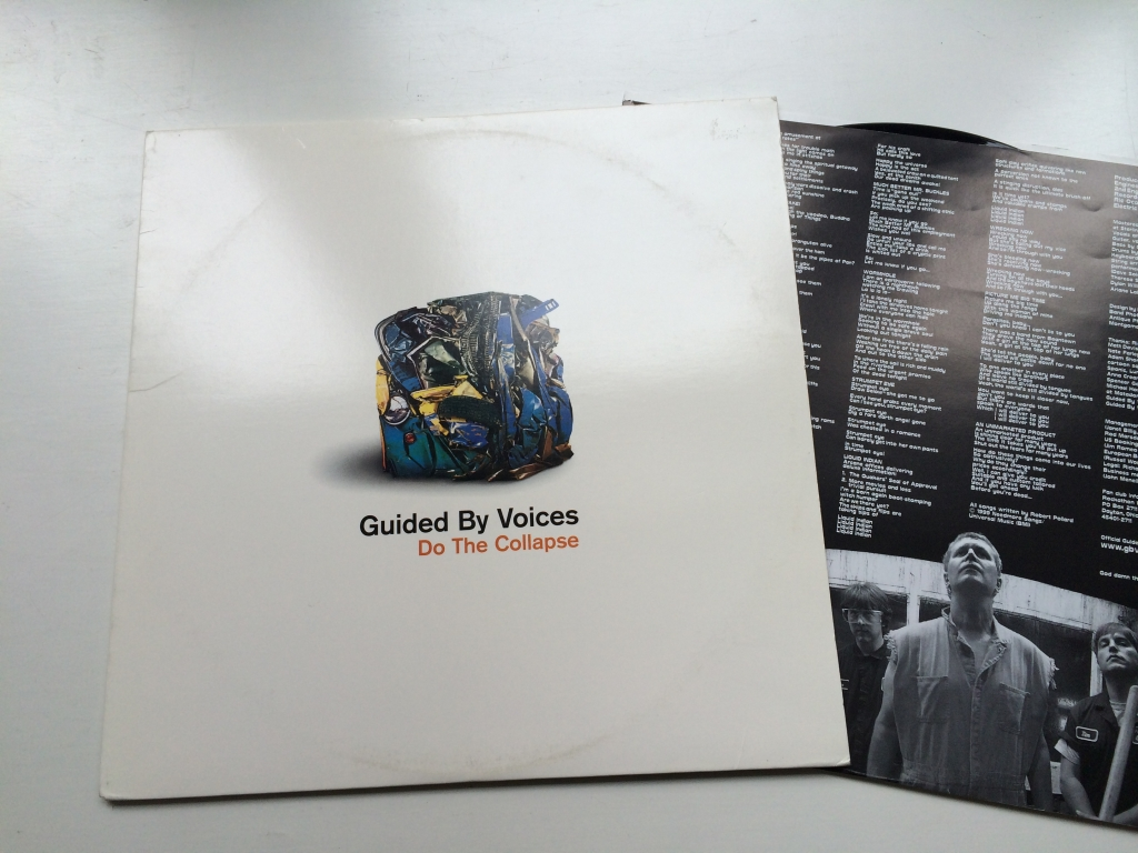 For sale: Guided By Voices - Do The Collapse US 1999 TVT Records | Alternative Rock
