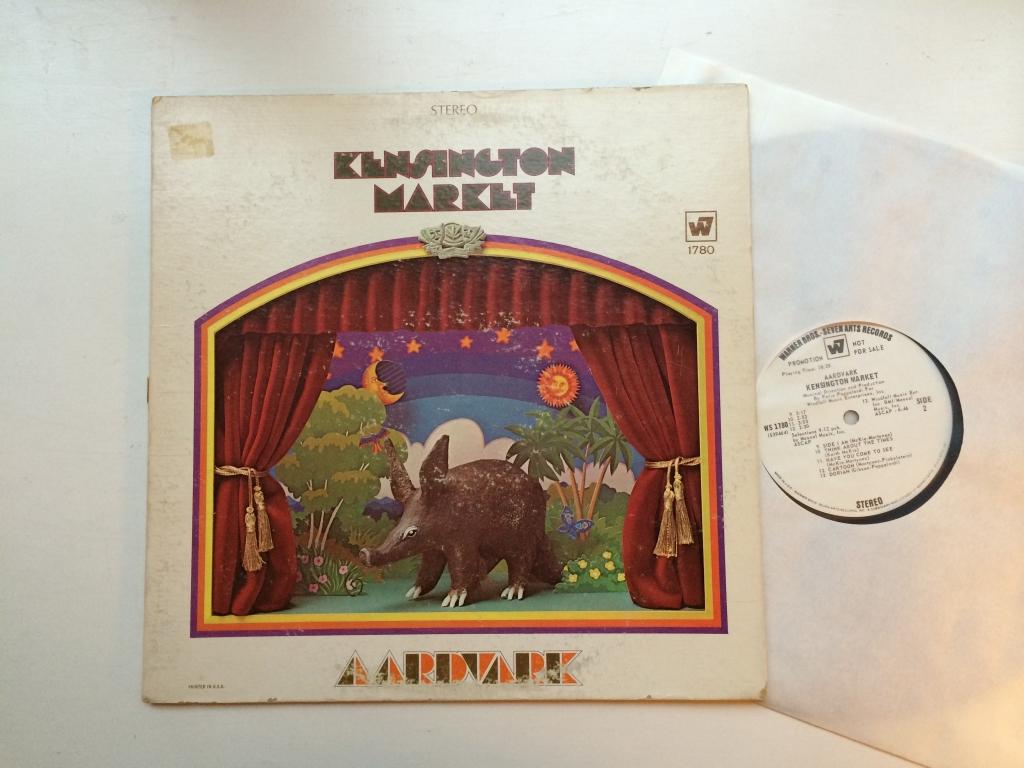 Kensington Market - Aardvark (US 1969 Warner Bros. WS 1780)