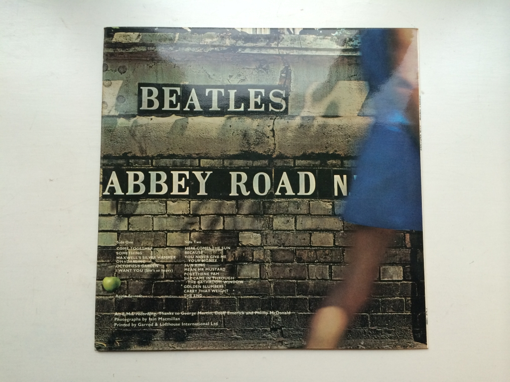 For sale: Beatles - Abbey Road UK 1969 Apple | Rock, Pop