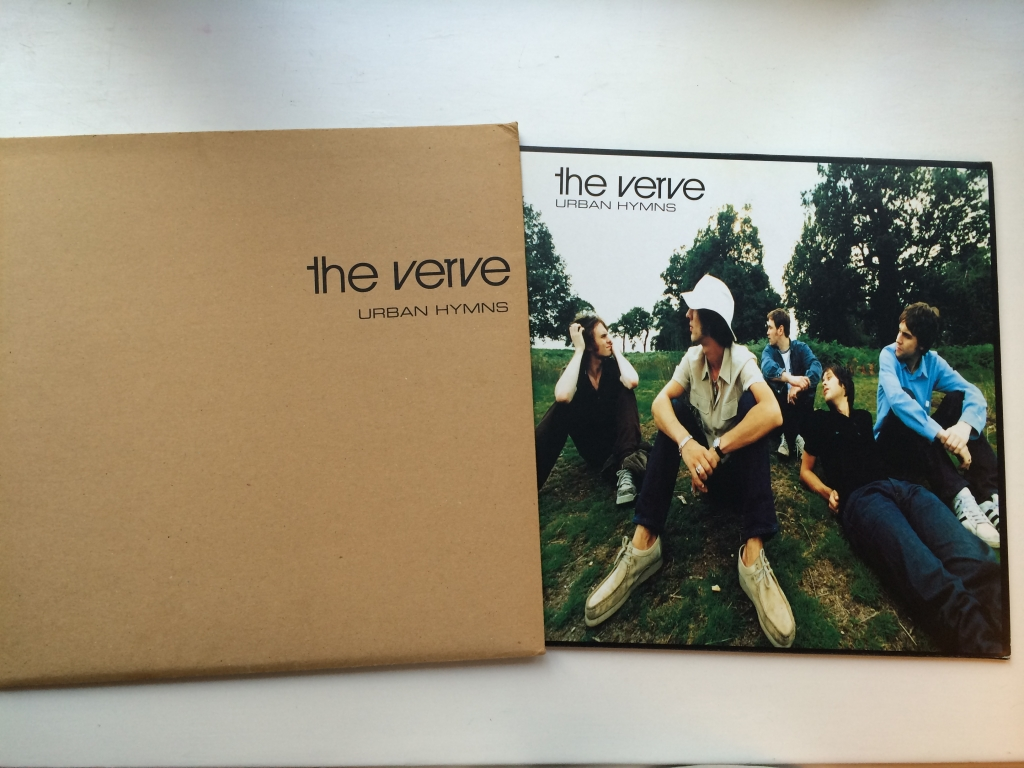 For sale: The Verve - Urban Hymns UK 1997 Hut Recordings | Indie Rock, Brit Pop