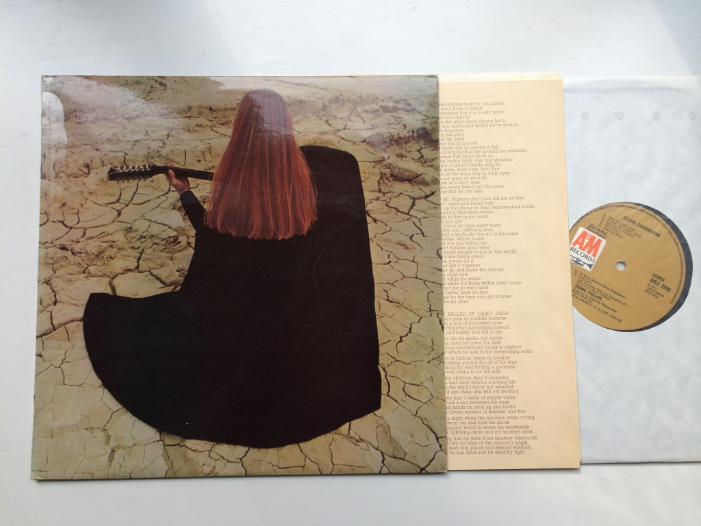 For sale: Shawn Phillips - Second Contribution UK 1971 A&M Records | Singer-songwriter
