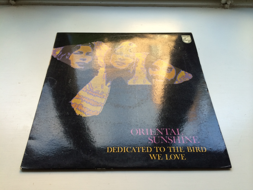 For sale: Oriental Sunshine - Dedicated To The Bird We Love Norway 1970 Philips | Psych, Acid Folk