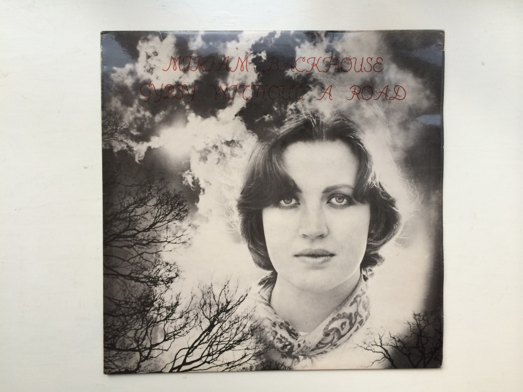 For sale: Miriam Backhouse - Gypsy Without A Road UK 1977 Mother Earth Records | Acid Folk