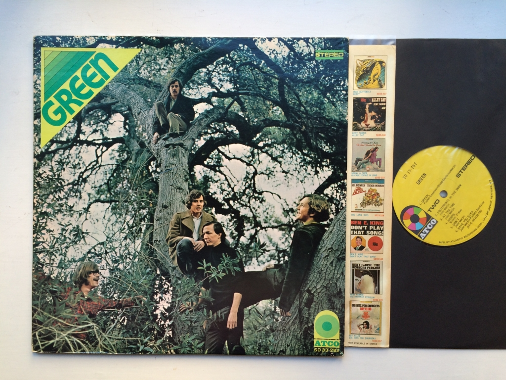 Green - Green (US 1969 ARCO Records SD 33-282)