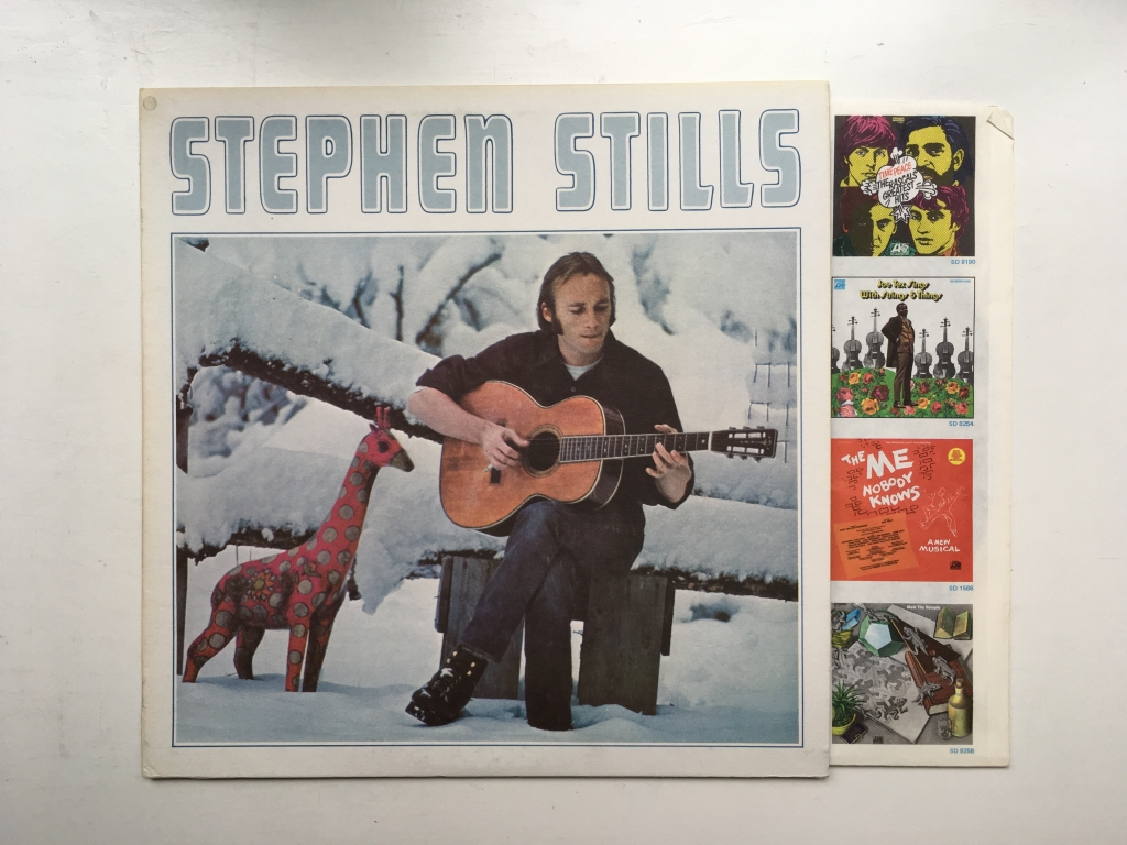 For sale: Stephen Stills - Stephen Stills US 1970 Atlantic | Rock
