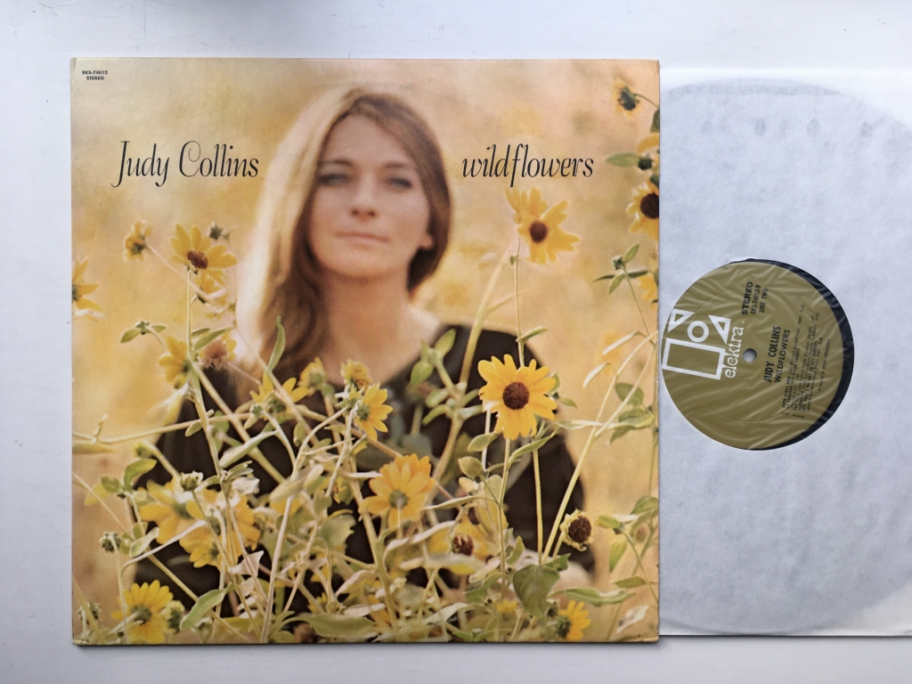 For sale: Judy Collins - Wildflowers US 1967 Elektra |