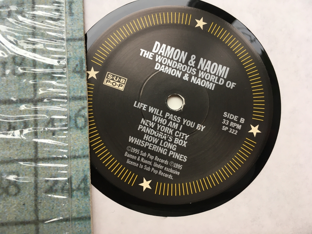 For sale: Damon & Naomi - The Wondrous World Of Damon & Naomi US 1995 Sub Pop | Indie Rock
