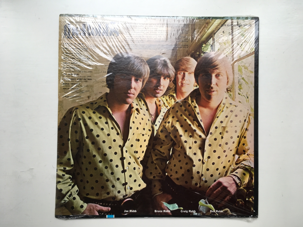 For sale: The Robbs - The Robbs US 1967 Mercury | Psych, Pop