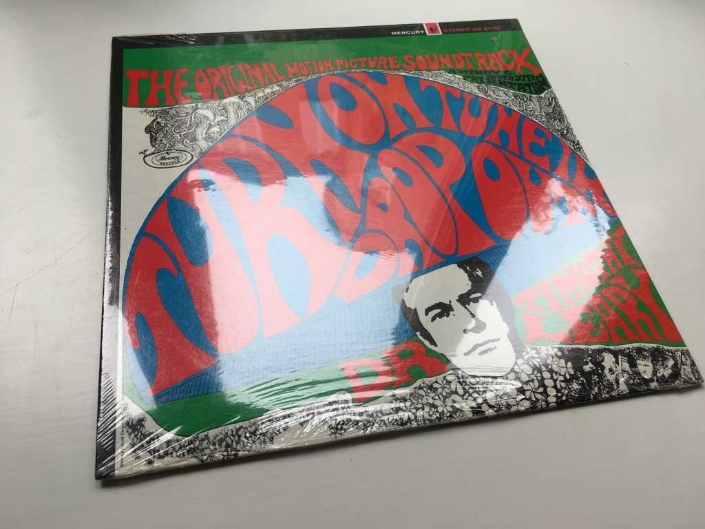 For sale: Dr. Timothy Leary - Turn On, Tune In, Drop Out (The Original... US 1967 Mercury | Psych, Soundtrack, Other