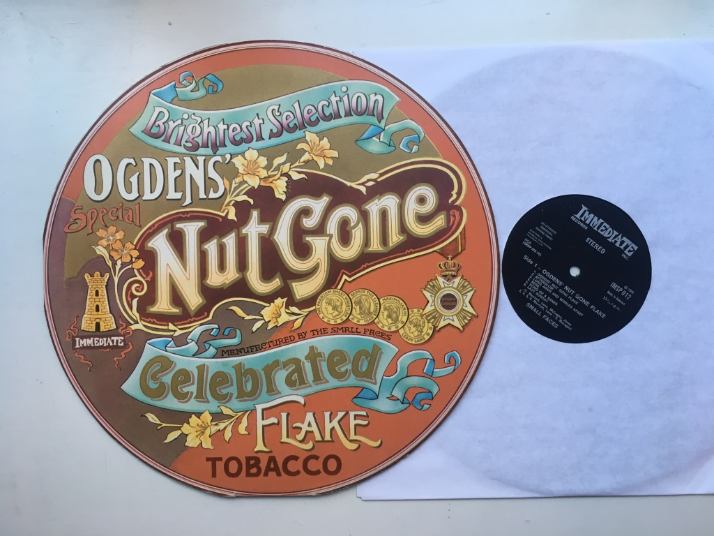For sale: Small Faces - Ogdens' Nut Gone Flake Denmark 1968 Immediate | Psych, Pop, Mod
