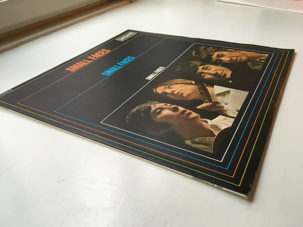 For sale: Small Faces - Small Faces UK 1967 Immediate | Psych, Rock, Mod