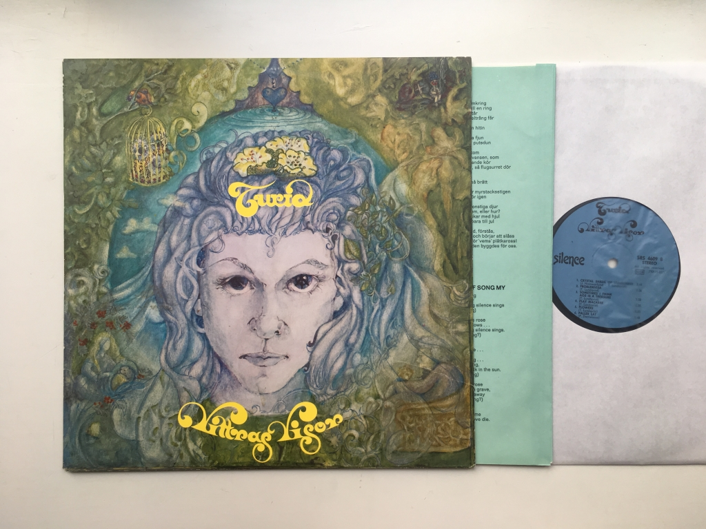 For sale: Turid - Vittras Visor Sweden 1971 Silence | Folk, Swedish Progg