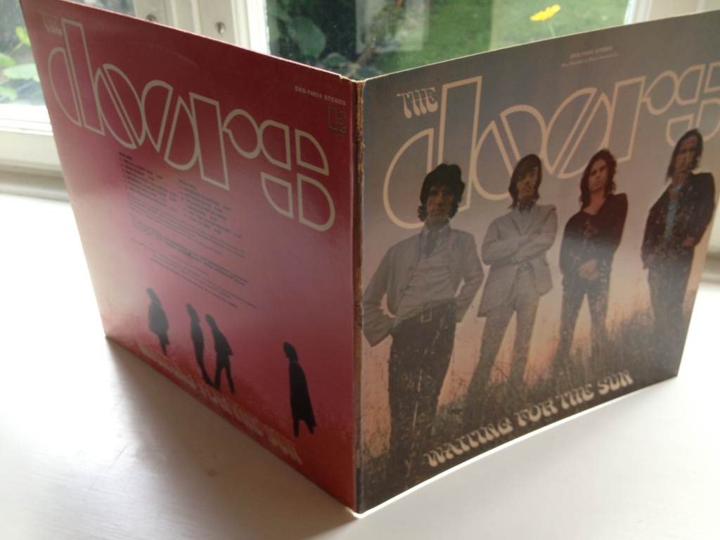 For sale: The Doors - Waiting For The Sun US 1968 Elektra | Psych, Rock