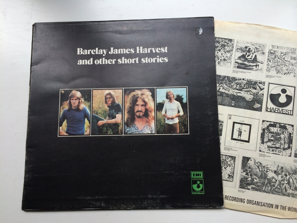 For sale: Barclay James Harvest - Barclay James Harvest And Other Short St... UK 1971 Harvest | Prog