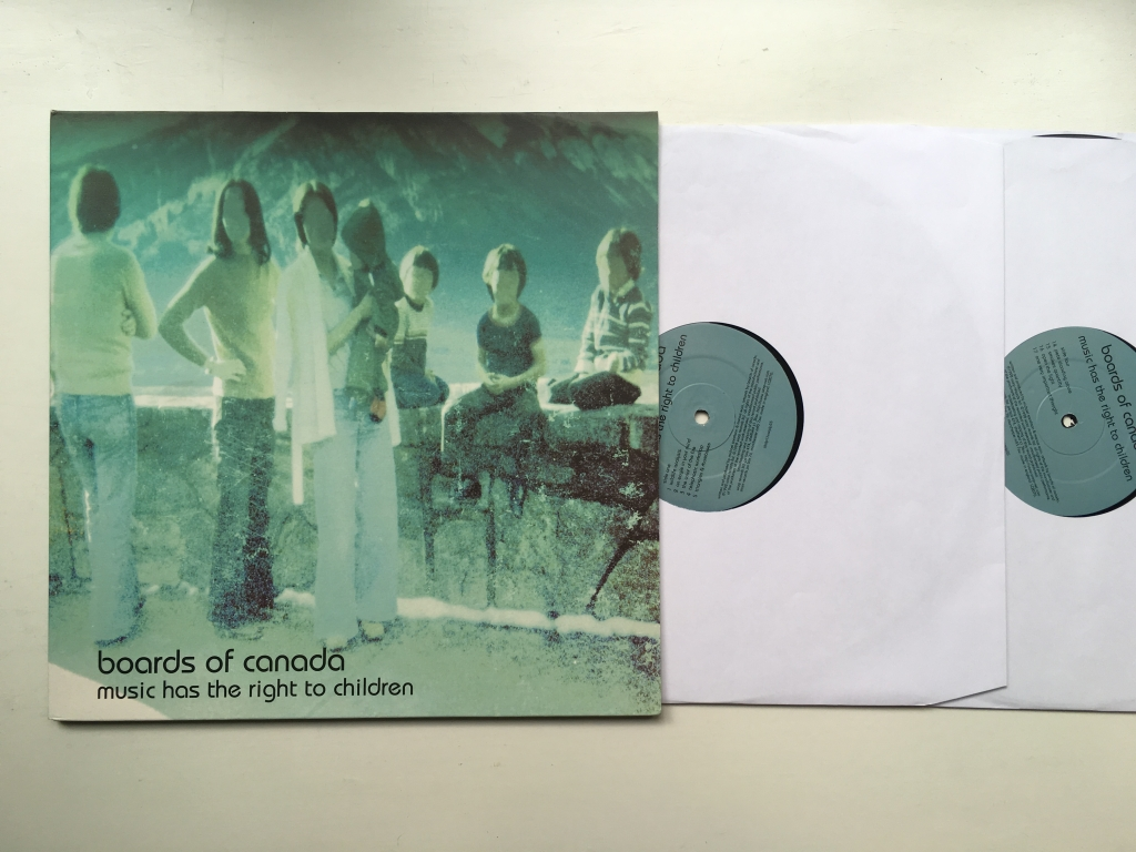 For sale: Boards of Canada - Music Has the Right to Children UK 1998 Warp Records | Electronic, Ambient
