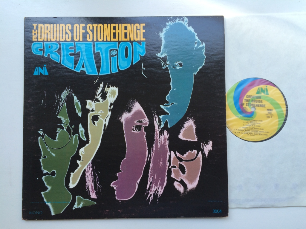 The Druids Of Stonehenge - Creation (US 1968 Uni Records 3004)