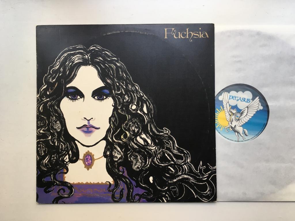 Fuchsia - Fuchsia (UK 1972 Pegasus PEG 8)