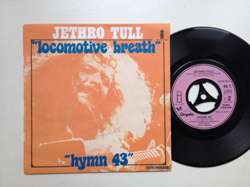 Locomotive Breath / Hymn 43