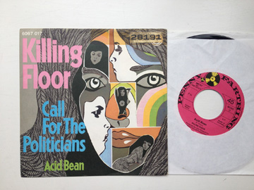 Call for the Politicians / Acid Bean